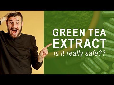 Health Benefits of Green Tea Extract: Know the Truth So You Don't Harm Yourself