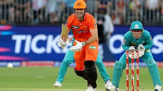 Mighty Marsh muscles eight sixes in extraordinary knock