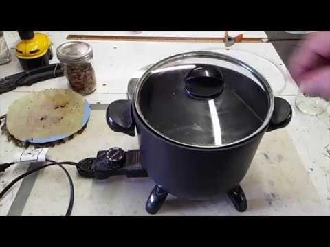 Presto Cooker Vacuum chamber