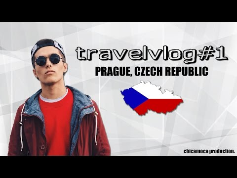 Travel Vlog #1 | Prague, Czech Republic