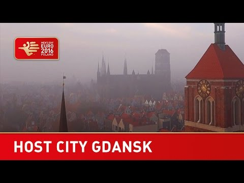Host city Gdansk | EHF EURO 2016