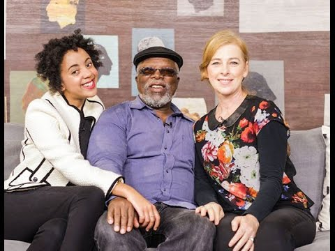 John Kani chat about his role in Captain America | Afternoon Express #235 | 6 May 2016