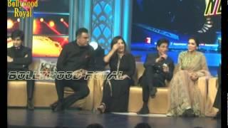 Shah Rukh Khan & Team at