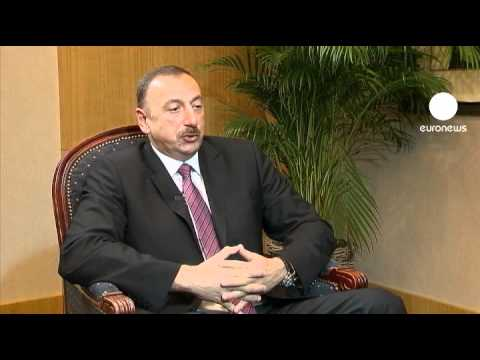 euronews interview - Fresh attempts to broker deal of Nagorno-Karabach