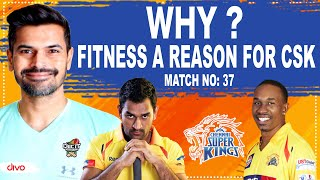 Why? Fitness a reason for CSK | Match preview CSK Vs RR | Match No: 37