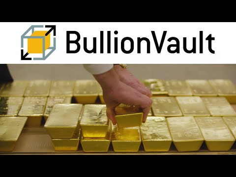 BullionVault Gold Silver Platinum Advert
