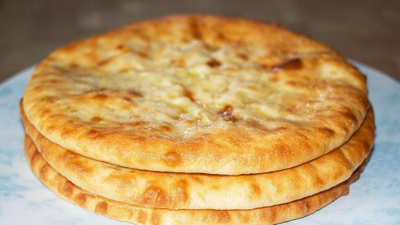 ? Осетинские Пироги с Капустой (Кабускаджин) Самые Вкусные Пироги с Капустой и Сыром ✧ Ирина Кукинг