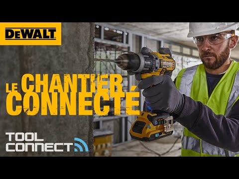 DEWALT – Avec TOOL CONNECT, Le Chantier Connecté C'est Maintenant