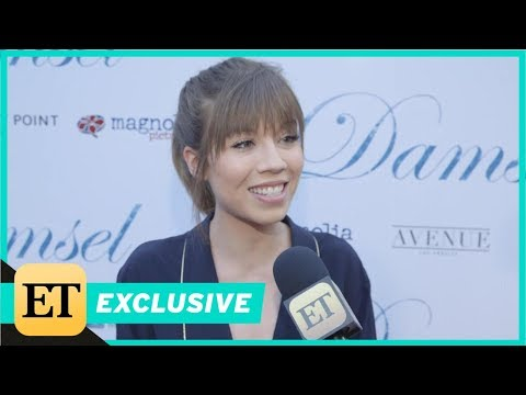 Jennette McCurdy Gushes Over Ariana Grande's Engagement To Pete Davidson (Exclus…