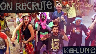 KALUNE - On recrute (CLIP)