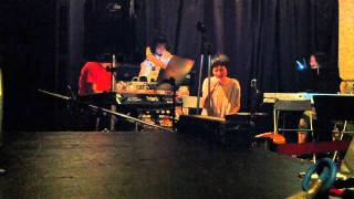 NGATARI×Taishin×yuanyuan×本間太郎 Live part2@LIQUIDROOM PROGRESSIVE FOrM 10th Anniversary