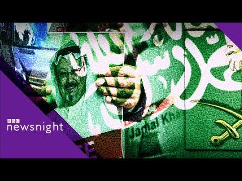 Jamal Khashoggi\'s disappearance - BBC Newsnight
