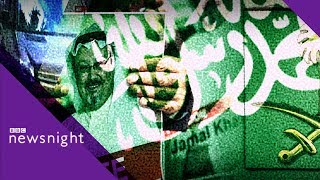 Jamal Khashoggi's disappearance - BBC Newsnight