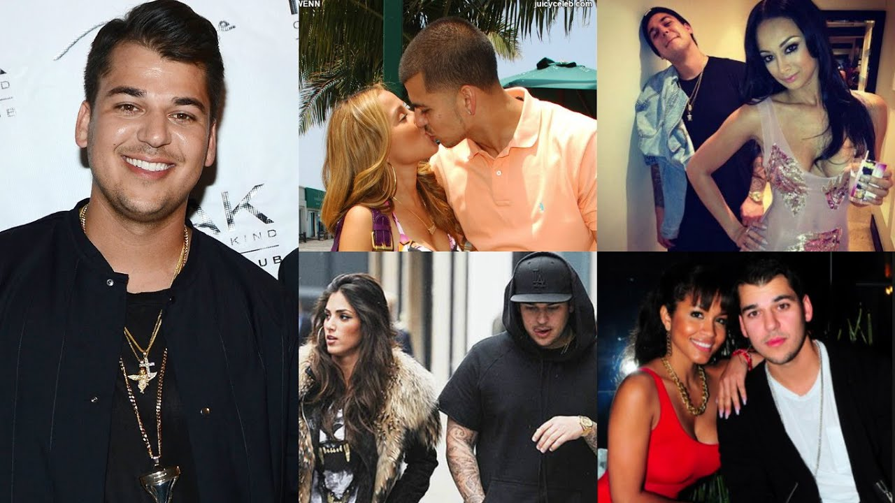 Who is dating robert kardashian