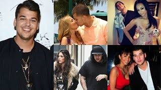 Girls Rob Kardashian Dated!
