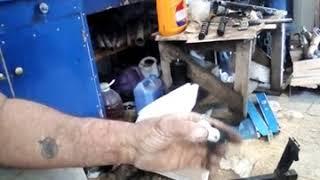 Корректор фары Лада гранта переделываем из гидравлического в механический