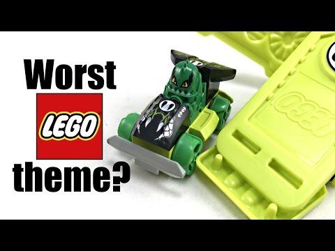 Worst LEGO Theme?