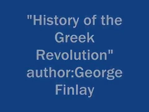 Albanian element in the Greek Revolution by G Finlaypart 1