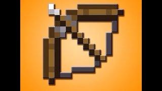 Minecraft КАК СДЕЛАТЬ ЭЛЕКТРИЧЕСКИЙ ЛУК БЕЗ МОДОВ И ПЛАГИНОВ (1.8.1-1.8.3)
