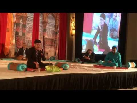 UMMA Convention, Chicago (Manqabat by Syed Ali Zaidi)