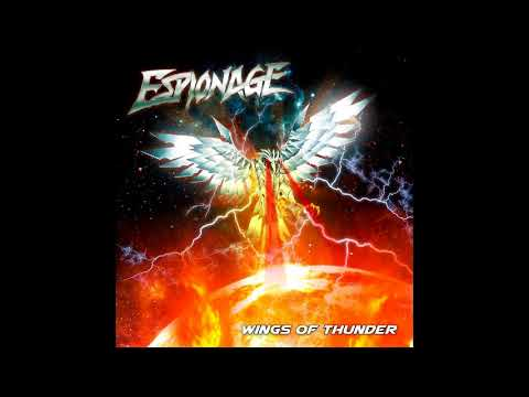 Espionage - Wings of Thunder [EP] (2016)