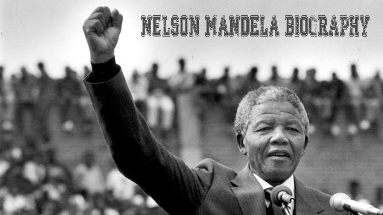 Nelson Mandela: Biography, Essay, Article, Short Note, Story
