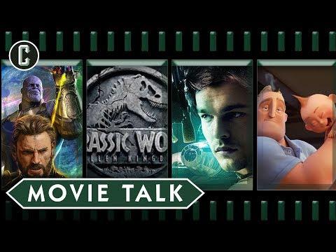 2018's Most Anticipated Films - Movie Talk