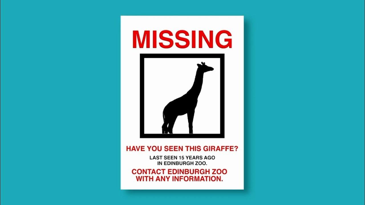 Give Giraffes A Home At Edinburgh Zoo A Environment Crowdfunding Project In Edinburgh By Edinburgh Zoo