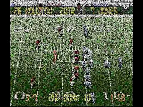 Tecmo Legacy League Super Bowl XI