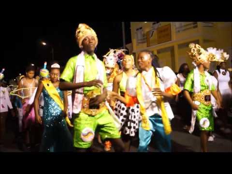 Curacao Carnival Farewell Parade 2015