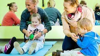 видео Спортивные секции для детей от 3 лет