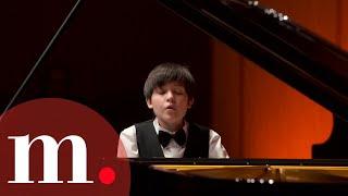 Grand Piano Competition 2021: Round 1 - Daniil Tyurin, 13 years old