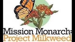 Mission Monarch At Botanical Garden