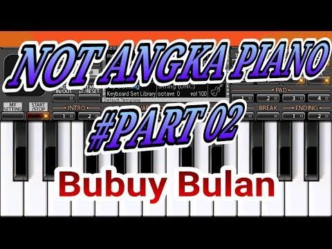 Not Angka Bubuy Bulan l Lagu Daerah