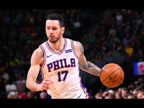 J.J. Redick | Highlights vs Nuggets (12.30.17) 18 Pts, 2 Asts, 1 Reb