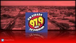 Prefixo - FM Cidade - 97,9 MHz - Piripiri/PI
