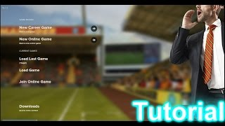 Tutorial How To Download Install football Manager 2016
