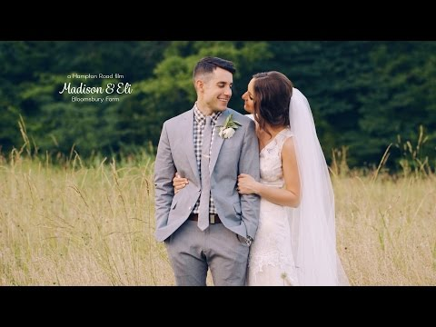 Bloomsbury Farm Wedding In Nashville // Madison & Eli