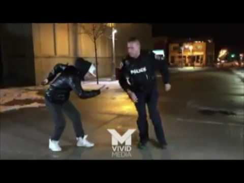 Video: Dancing Durham Cop