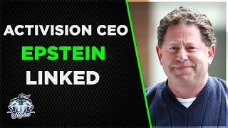 Activision CEO Bobby Kotick linked to Jeffrey Epstein