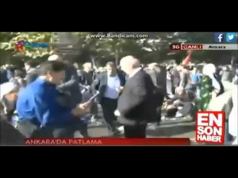 Turkey was made to attack the city of ankara, Kurdish