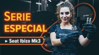 Cómo cambiar Bujías SEAT IBIZA IV (6L1) - vídeo gratis en línea