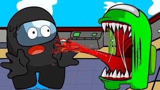 Parmi nous Zombie Apocalypse / Parmi nous Animation / Parmi nous Moments amusants