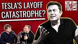Tesla'S Layoff Click Bait Catastrophe | In Depth