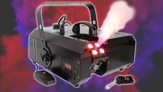LSM2000LED 1500W Smoke Machine LED Light Effect DJ Stage Professional Party Stage Karaoke