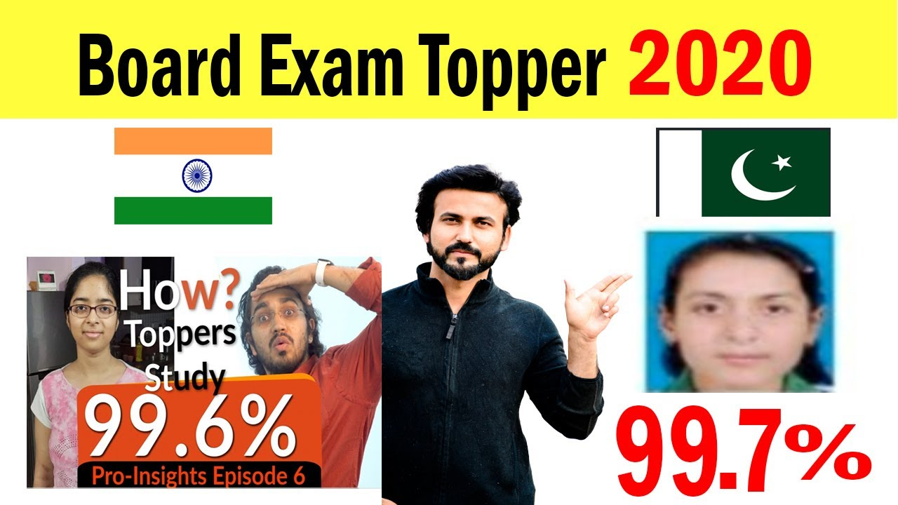 BOARD EXAM TOPPERS -BECOME BOARD TOPPER EXAM
