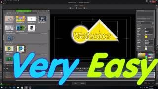 Create a Professional Logo on Pinnacle Studio 20 Ultimate,  Watch and enjoy