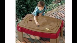 Naturally Playful Sand Table