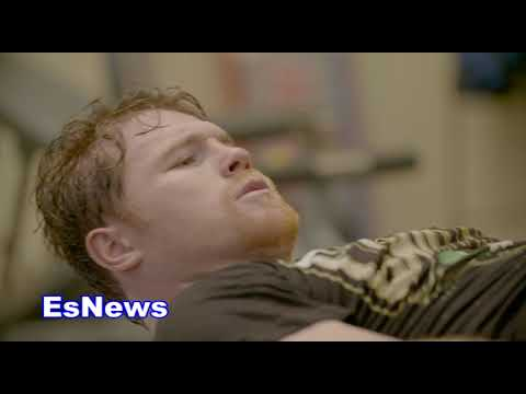 A Faster Slimmer Canelo With No Meat In Diet Gets Ready For GGG Rematch EsNews Boxing