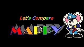 Let's Compare ( Mappy )